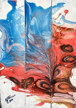 Freedom Explosion  by Ana's Jazzy art