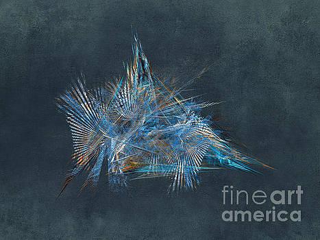Justyna Jaszke JBJart - Freedom Fractal Abstract Art