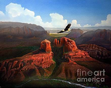 Freedom by Jerry Bokowski