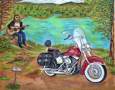 Freedom by Mitchell Vaughn