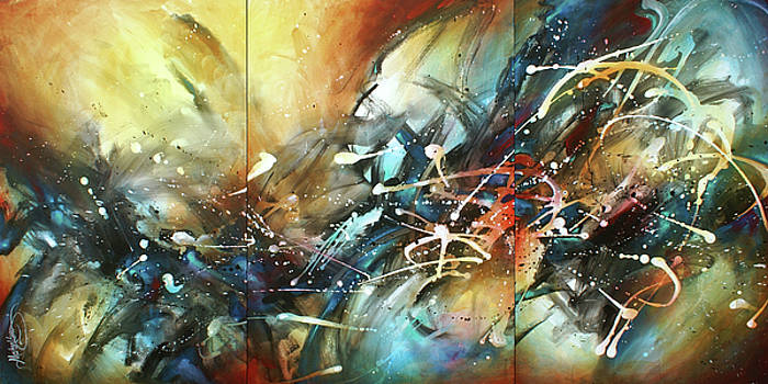 Freedom of Movement by Michael Lang