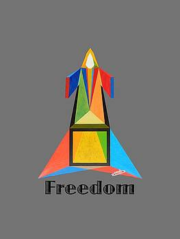 Freedom text by Michael Bellon