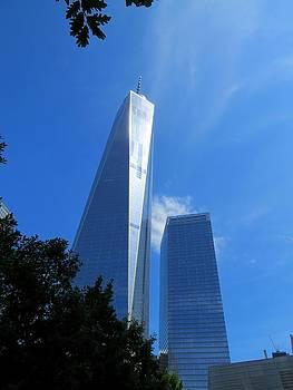 Freedom Tower 01 by Jonathan Sabin