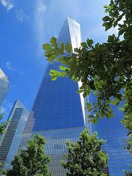 Freedom Tower 02 by Jonathan Sabin