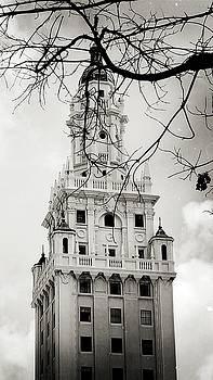 Freedom Tower Miami by Roland Macias