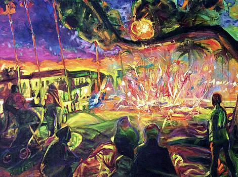 Freedom's Fire by Bonnie Lambert