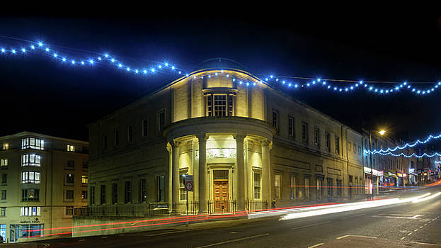 Jacek Wojnarowski - Freemasons Hall on Park Street in Bristol