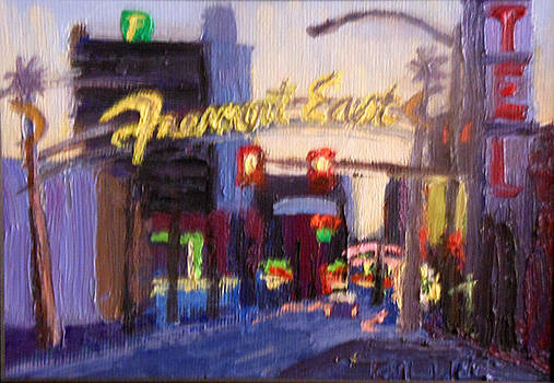 Freemont Gateway by Kathleen Strukoff