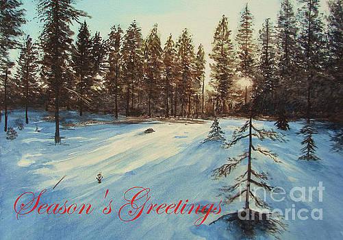 Martin Howard - Freezing Forest Season