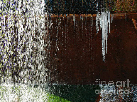 Freezing Water by Phil Perkins