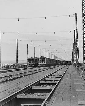 Chicago and North Western Historical Society - Freight Cars on Ore Dock