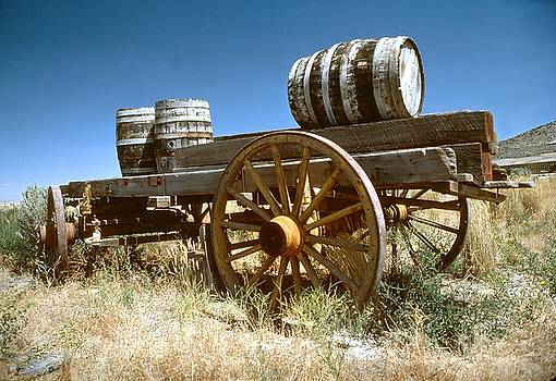 Freight Wagon by John Foote
