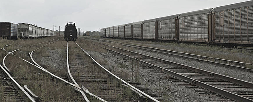 Michael Rutland - Freight Yard