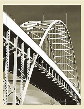 Fremont Bridge by Jaymes Williams