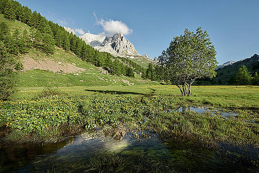 Jon Glaser - French Alps Valley
