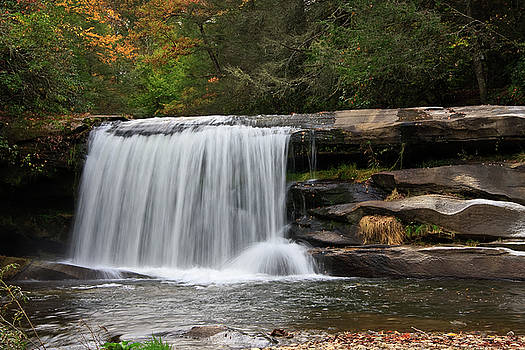 Jill Lang - French Broad Falls
