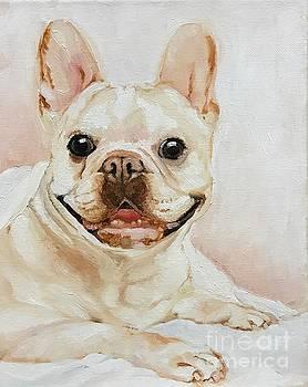 French Bulldog by Boni Arendt