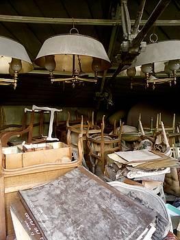 French Chairs by John Tschirch