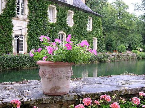 French Countryside by Jann Mumford