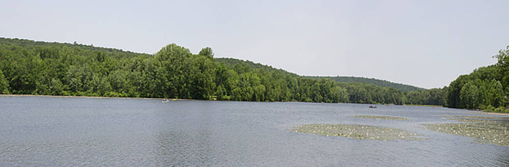 French Creek Panoramic by Mark Michel