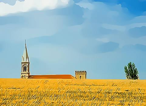 French Field by Gareth Davies