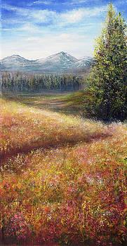 French Fields by Ann Marie Bone