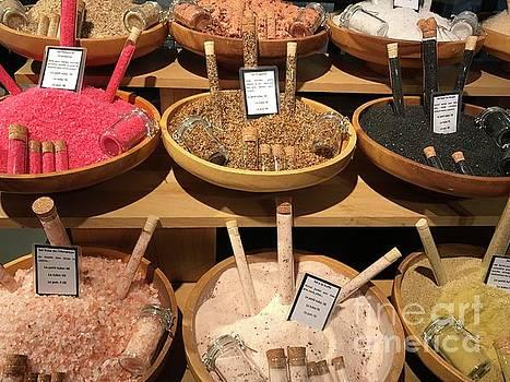 French Gourmet Salt by Nadine Rippelmeyer