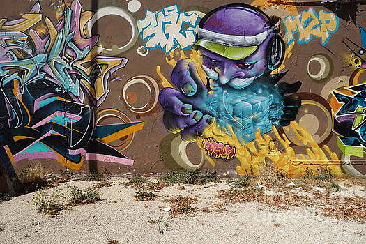 French Graffiti by C Lythgo