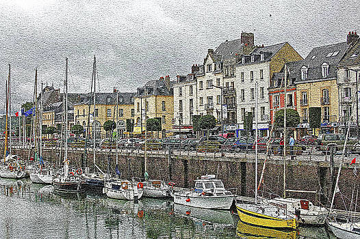 French Harbour by Keith Bowen