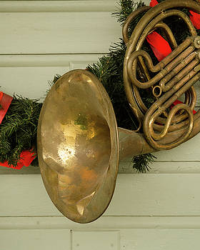 French Horn 3 by Carl Nielsen