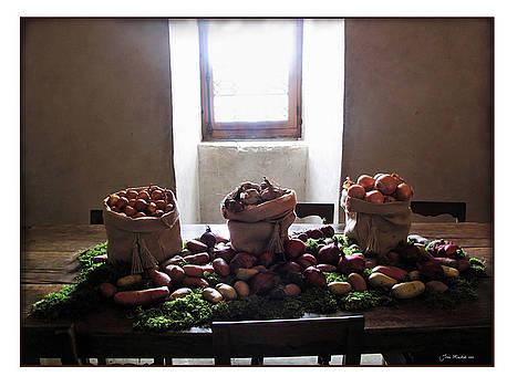 Joan  Minchak - French Kitchen