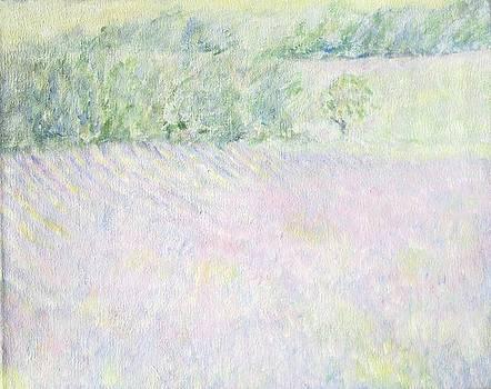 French Lavender by Glenda Crigger