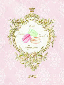 French macarons by Wendy Paula Patterson