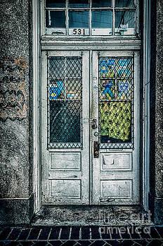 Kathleen K Parker - French Quarter Doorway ## 531- NOLA