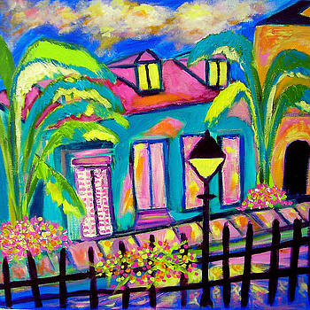 French Quarter Nite by Ted Hebbler