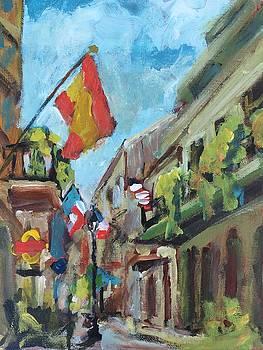 French Quarter by Susan E Jones