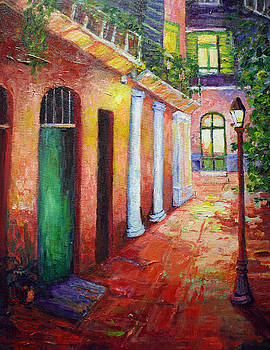 French Quarters by Benjamin Johnson
