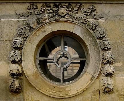 French Window by John Tschirch
