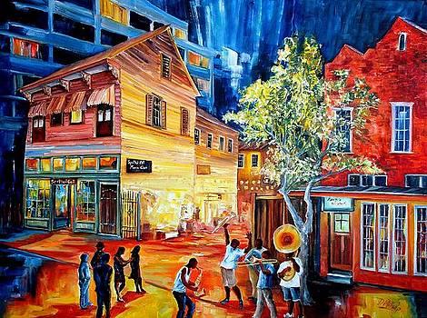 Frenchmen Street Funk by Diane Millsap