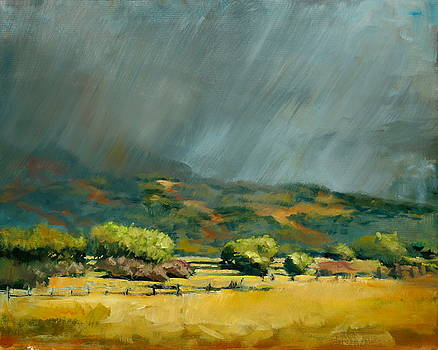 Fresh Air After the Rain by Larry Christensen