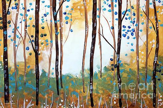 Fresh air by Trisha French