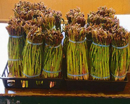Lydia L Kramer - fresh Asparagus