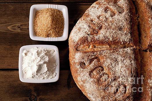 Simon Bratt Photography LRPS - Fresh baked rustic bread