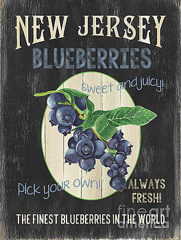 Fresh Berries 1 by Debbie DeWitt