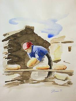 Fresh Bread by Scott Manning