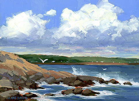Fresh Breeze by Mary Byrom