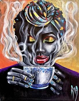 Fresh Brewed by Artist RiA