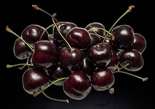David French - Fresh Cherries
