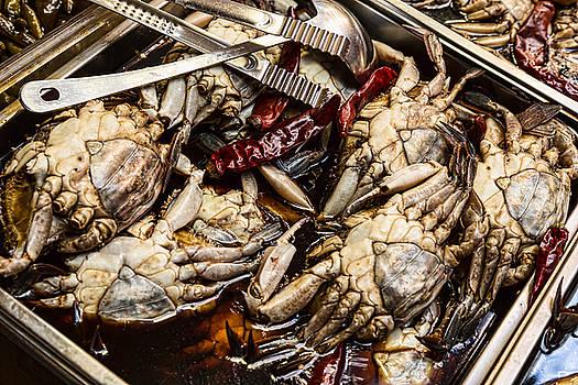 James BO Insogna - Fresh Crab At The Market