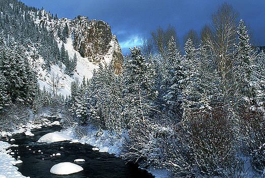 Wise River, Montana by Scott Wheeler